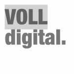VOLL digital Logo
